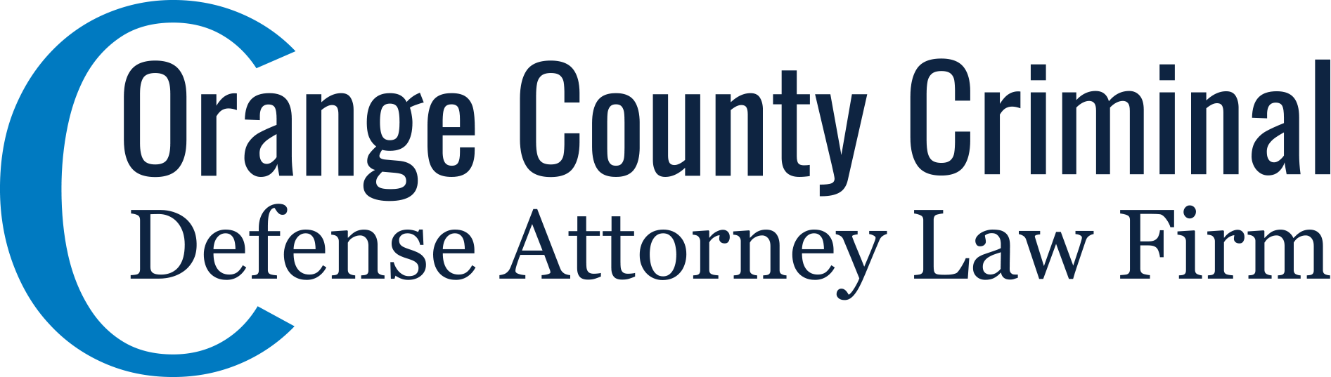 Orange County Criminal Defense Attorney Law Firm logo